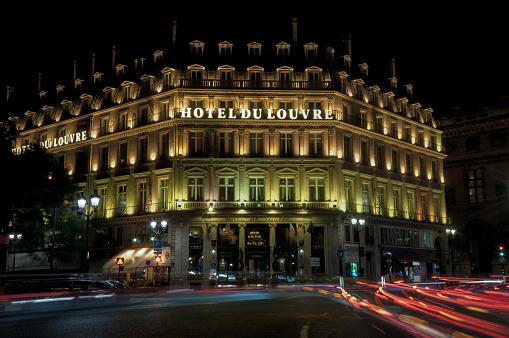Louvre Hotel